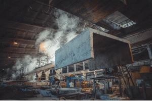 Лотковые элементы для теплотрассы г. Екатеринбурга